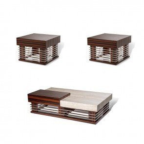 Freestanding Sergio Occasional Table Set