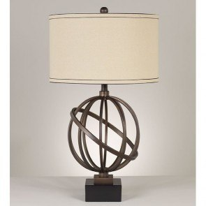 Shadell Metal Table Lamp (Set of 2)