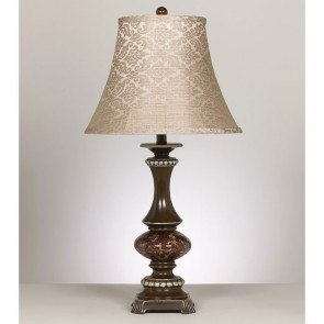 Rosemary Poly Table Lamp (Set of 2)