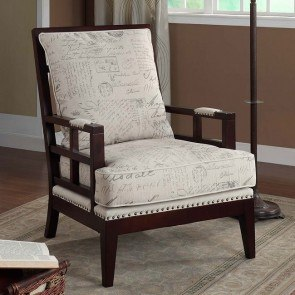 Windsor Vintage French Fabric Chair