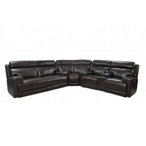 Glacier Power Reclining Sectional