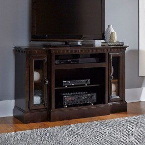Andover Court 54 Inch Entertainment Console (Tobacco)