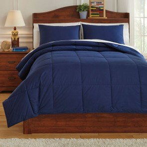Plainfield Navy Youth Comforter Set