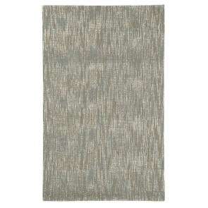 Arielo Blue and Ivory Large Rug