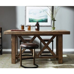 Furniture City Brewing Blonde Publicans Gathering Table