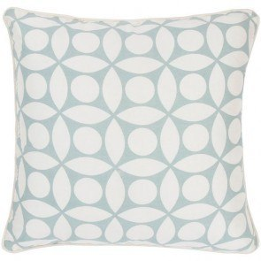 T-3598 Pillow in Off White/ Grey (Set of 2)