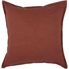 T-3639 Pillow in Paprika (Set of 2)