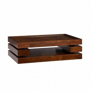Prime Time Rectangular Cocktail Table