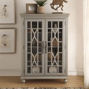 Anthology Meghan Tall Chest (Gray)